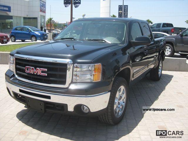 GMC  Sierra Crew Cab 5.3 L, 2012 T1, BRHV: 43.900,-USD 2012 Ethanol (Flex Fuel FFV, E85) Cars photo