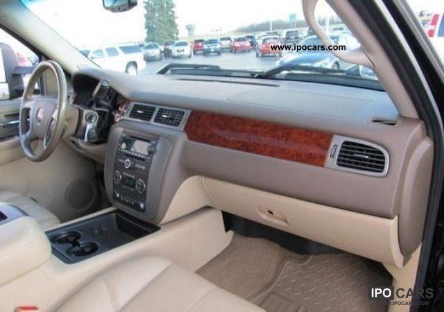 Sierra C/K3500 4x4 C.Cab 6.6. DURAMAX Limousine Used vehicle photo 4