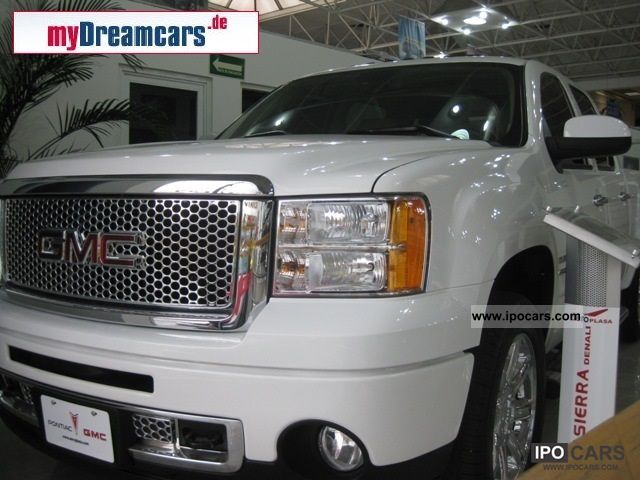 2012 GMC  Denali Crew Cab 6.2 l/V8, 2012 T1, BRHV: $ 47,900 Off-road Vehicle/Pickup Truck Used vehicle photo