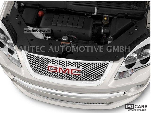2011 GMC 2012 ACADIA DENALI AWD 3.6L V6 NAVI EU - Car ...