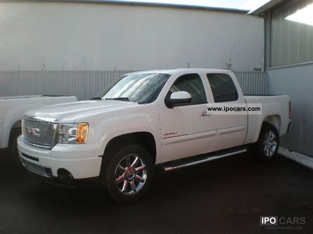 GMC  2012 AWD DENALI SUPER DELUXE PICK UP FlexFuel 2011 Ethanol (Flex Fuel FFV, E85) Cars photo