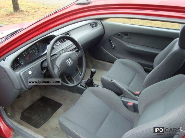 1994 Honda Civic 13  Car Photo and Specs