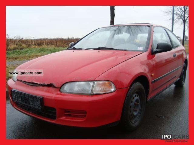 1994 Honda  Civic 1.3 Limousine Used vehicle photo