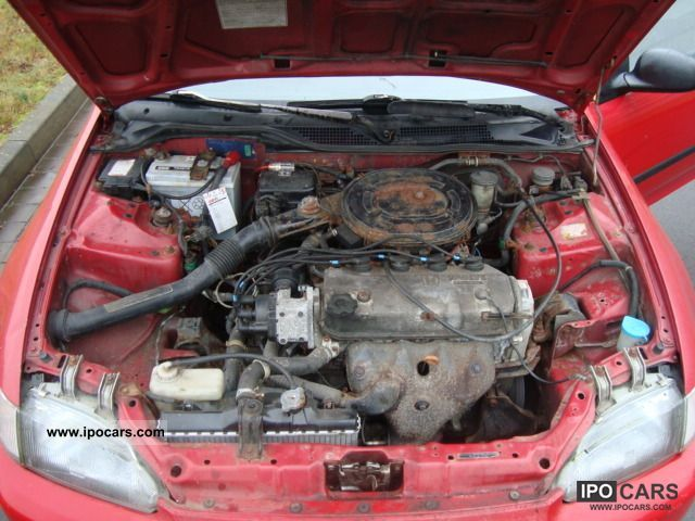 1994 Honda Civic 1 3 Car Photo And Specs