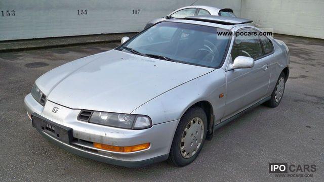 1993 Honda  Prelude 2.0i-16V Sports car/Coupe Used vehicle photo
