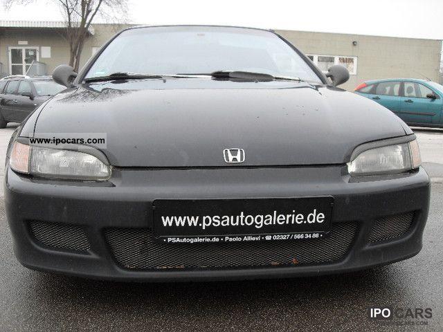 1995 Honda  Civic Basic Wide-Deep-faster-Beautiful- Limousine Used vehicle (business photo