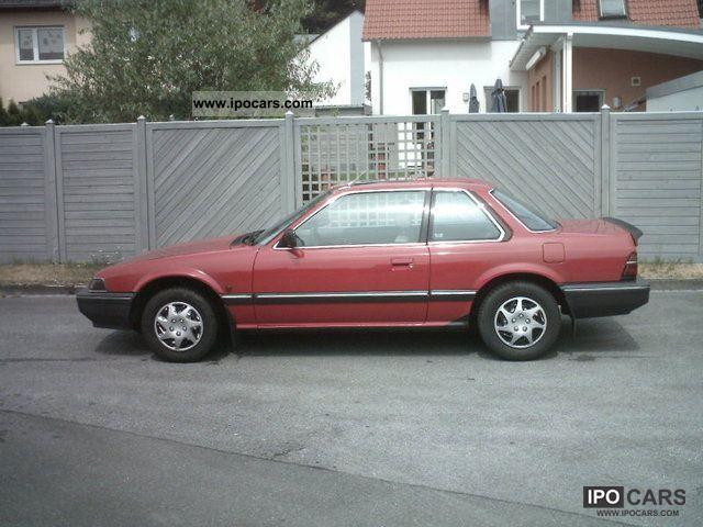 1986 Honda  Prelude EX Sports car/Coupe Used vehicle photo