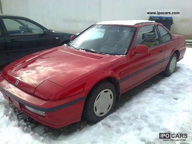 1991 Honda  Prelude 2.0i-16 EX Classic Edition Sports car/Coupe Used vehicle photo