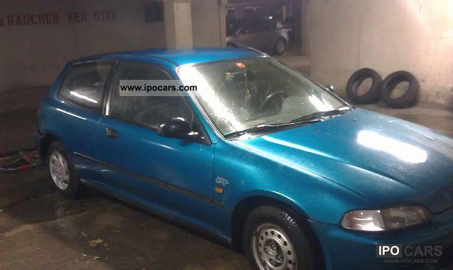 1995 Honda  Civic Limousine Used vehicle photo