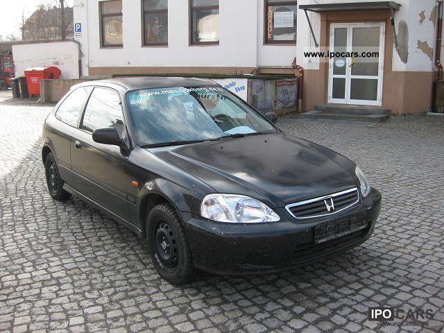 1999 Honda Civic 1 4i Car Photo And Specs