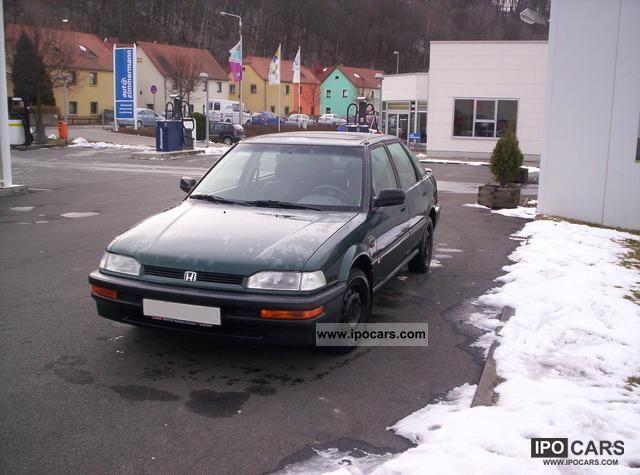 1993 Honda  Concerto 1.5i tradition Limousine Used vehicle photo