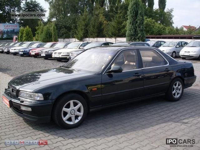 Honda  Legend AUTOMATIC, AIR, Skora, GAZ 1996 Liquefied Petroleum Gas Cars (LPG, GPL, propane) photo