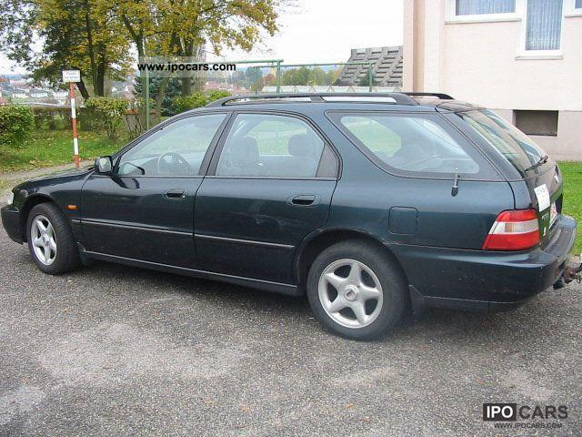 Volvo V70 Cabrio >> 1997 Honda Accord Aerodeck 2.0i LS 2Airbag Esd aluminum AhkKombi - Car Photo and Specs