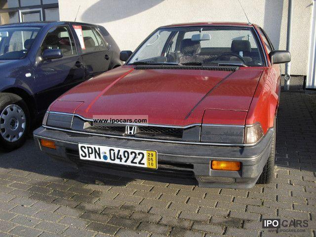 1985 Honda  Prelude EX Sports car/Coupe Used vehicle photo