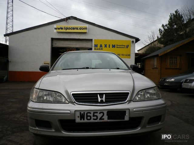 2000 Honda  Accord 1.8i S RHD Limousine Used vehicle 			(business photo