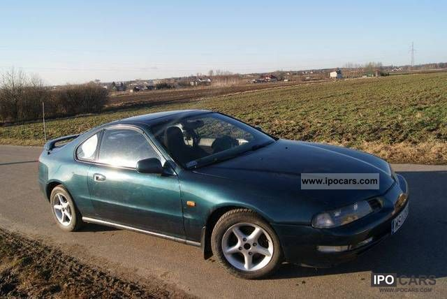 Honda  Prelude 2.0 BENZ STAN GAZ BDB OKAZJA! 1994 Liquefied Petroleum Gas Cars (LPG, GPL, propane) photo