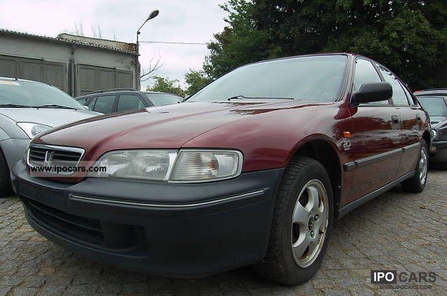 1997 Honda  Accord 1.8i * LEATHER SEATS * HEATING * Limousine Used vehicle photo