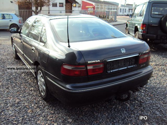 1997 Honda Accord 2.0 (TDi) TD - Car Photo and Specs