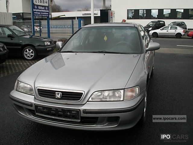 1997 Honda Accord 1 8i Ls Car Photo And Specs