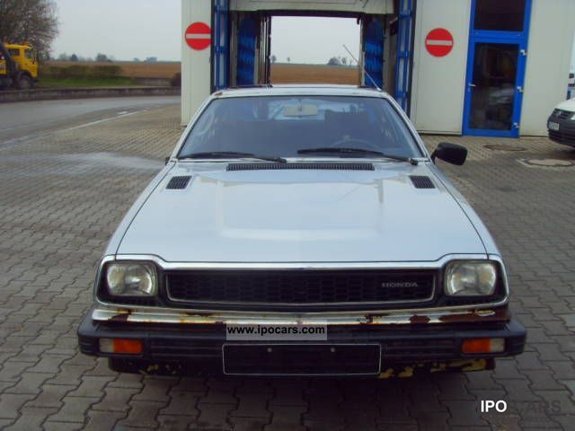 1982 Honda  Prelude 6.1 SN Sports car/Coupe Used vehicle photo