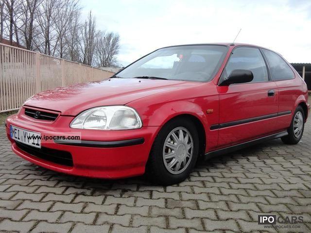 1995 Honda  Tüv new! EURO 2! TOP CONDITION! Limousine Used vehicle photo