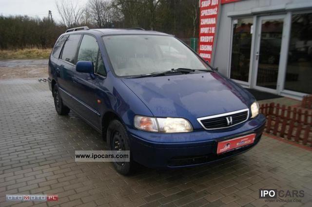 2000 Honda  Shuttle * AIR * AIRBAG * BEZWYPADKOWY * Van / Minibus Used vehicle photo