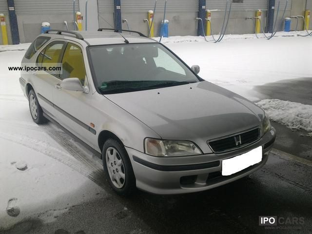 2001 Honda  Civic Aerodeck 1.4i Estate Car Used vehicle photo
