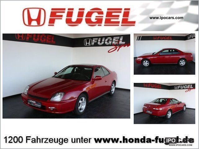 1996 Honda  Prelude 2.0i Sports car/Coupe Used vehicle photo