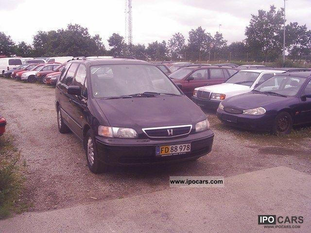 1998 Honda  Galloper 2,5 TD Van / Minibus Used vehicle photo