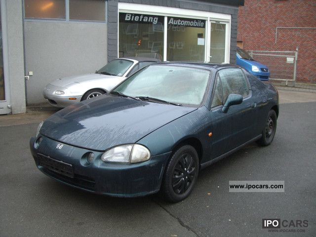1997 Honda  CRX 1.6 ESi del Sol Sports car/Coupe Used vehicle photo