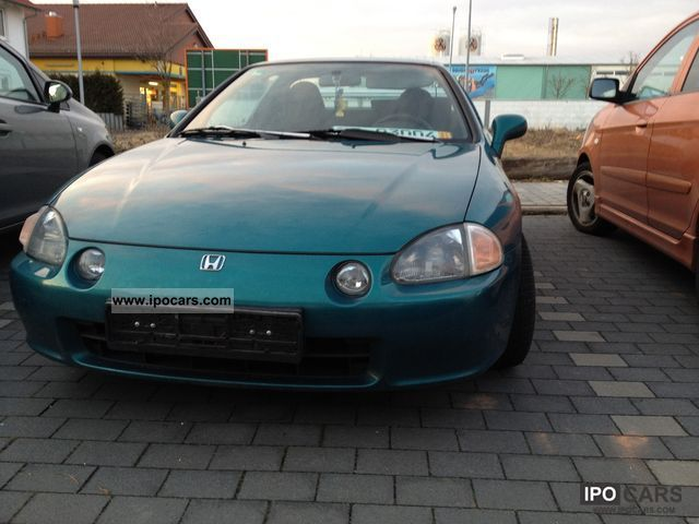 1995 Honda  1.6 esi del sol Sports car/Coupe Used vehicle photo