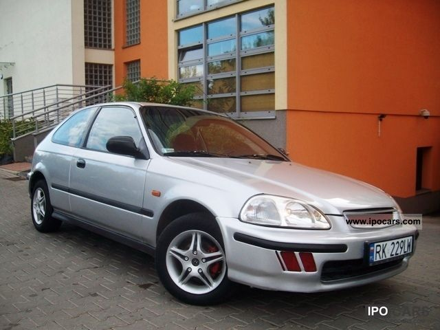 Honda  Tuning * Gaz Sekwencja OKAZJA 1997 Tuning Cars photo