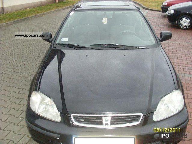 1998 Honda  Civic Other Used vehicle photo
