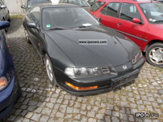 1993 Honda  Prelude 2.2i VTEC Sports car/Coupe Used vehicle photo