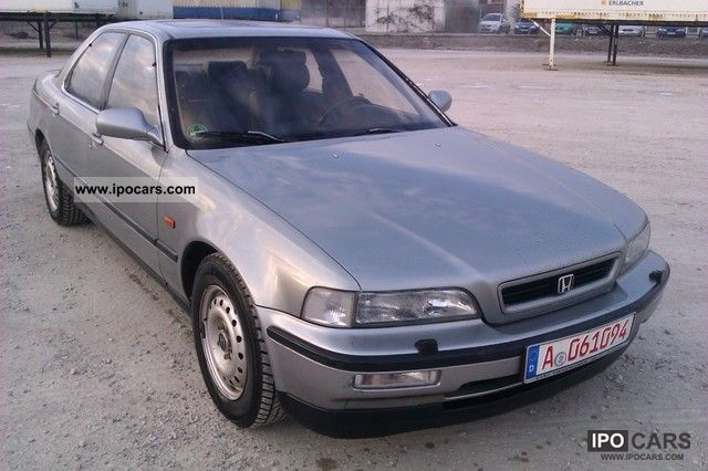 1992 honda legend v6 sedan car photo and specs. Black Bedroom Furniture Sets. Home Design Ideas