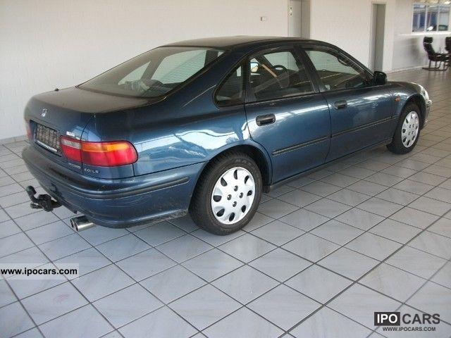 1993 Honda Accord 2 0i Ls Car Photo And Specs