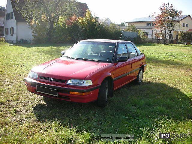 1991 Honda  Concerto 1.6i 16V Limousine Used vehicle photo