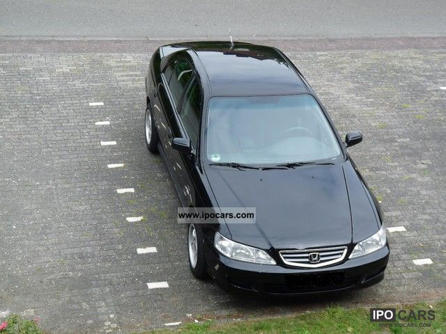 Honda  Accord 1.8i ES 2001 Liquefied Petroleum Gas Cars (LPG, GPL, propane) photo