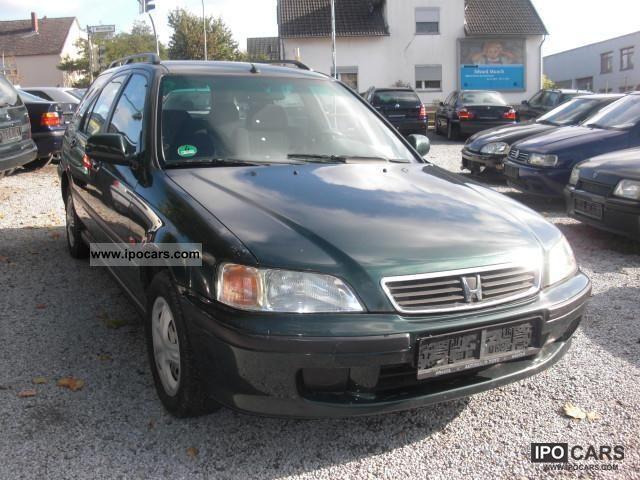2000 Honda  Civic Aerodeck 1.4i Comfort * Air * Estate Car Used vehicle photo