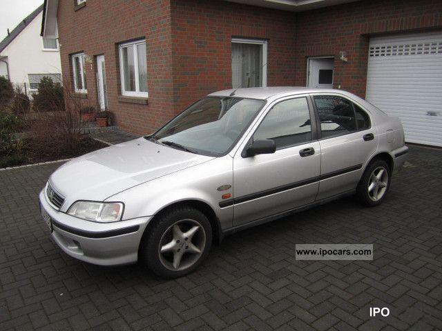 1998 Honda  1,4 I Limousine Used vehicle photo