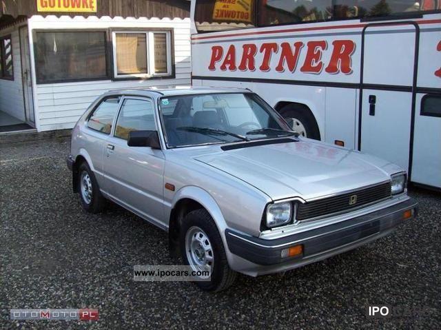 1983 Honda  Civic Limousine Used vehicle photo