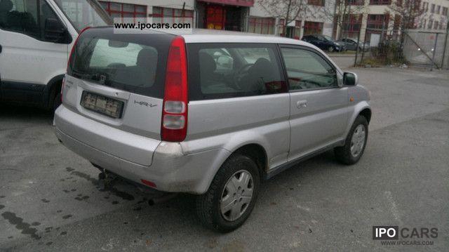 Honda hr v is it 2 door or 4 door autos post