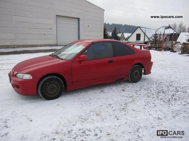 1993 Honda  coupe Sports car/Coupe Used vehicle photo