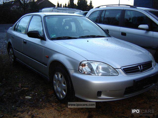 2000 Honda  Civic 1.5i LS Limousine Used vehicle photo