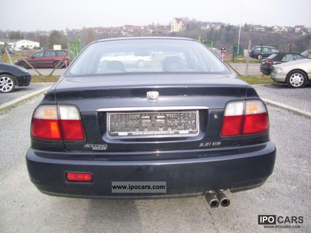 1999 honda accord coupe es car photo and specs. Black Bedroom Furniture Sets. Home Design Ideas