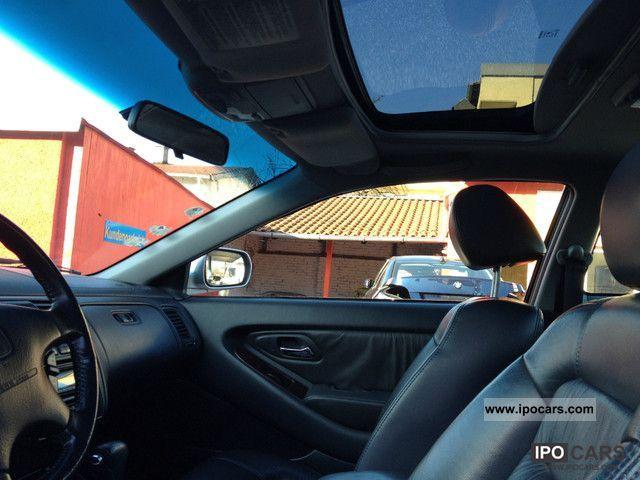2001 Honda Accord Coupe 3 0i V6 Leather Climate Car