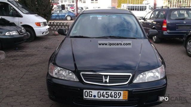 Honda  Accord 1.8i LS 1999 Liquefied Petroleum Gas Cars (LPG, GPL, propane) photo