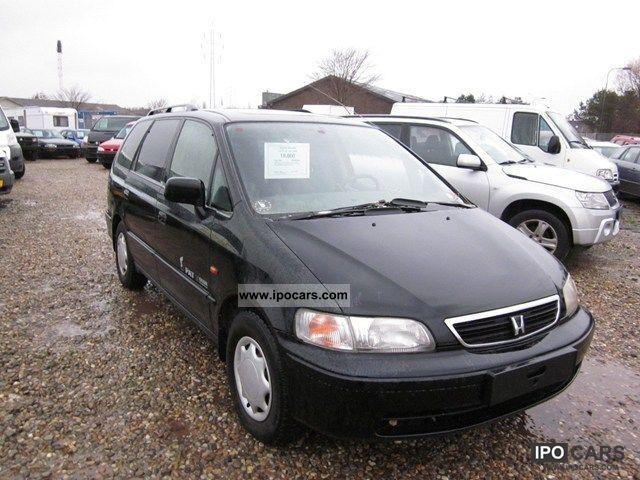 2001 Honda  Shuttle 2.3 ES i aut Van Van / Minibus Used vehicle photo