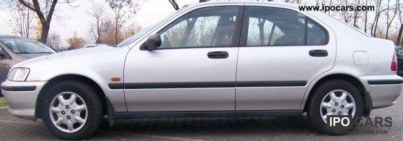 2000 Honda  Civic Other Used vehicle photo