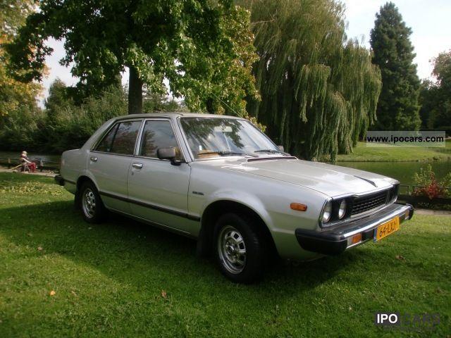 1978 Honda Accord Bj 1978 See Video Moet Away Car